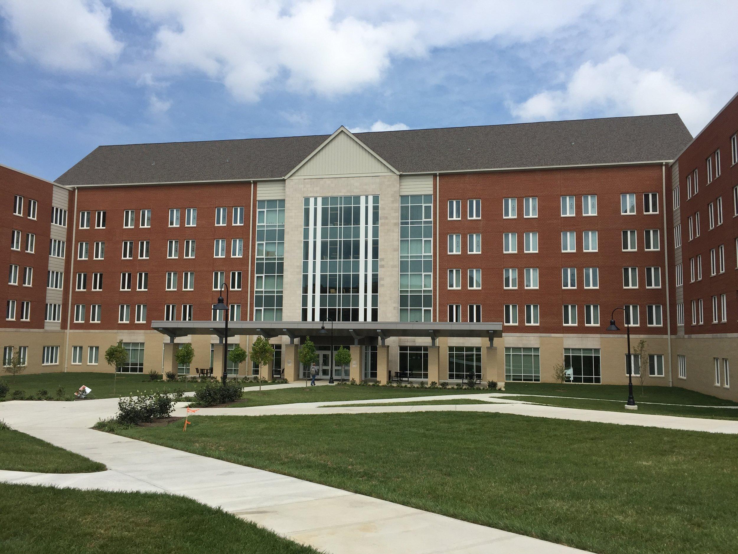 Eastern Kentucky University - North Hall (New Hall B)