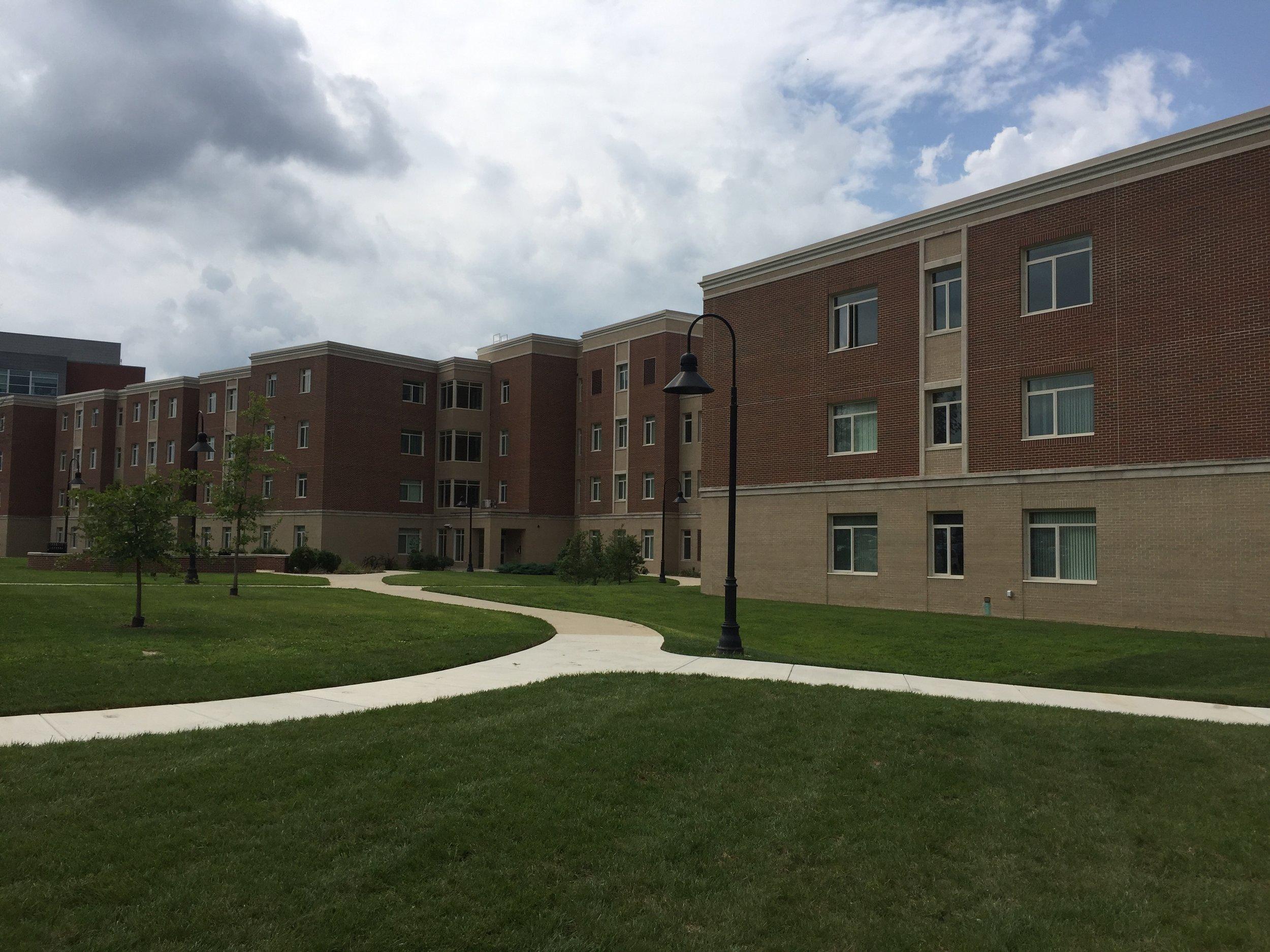 Eastern Kentucky University - New Student Housing