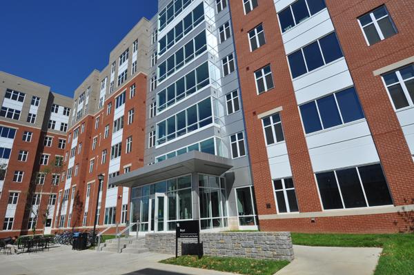 University of Kentucky - Limestone Park I (Holmes)