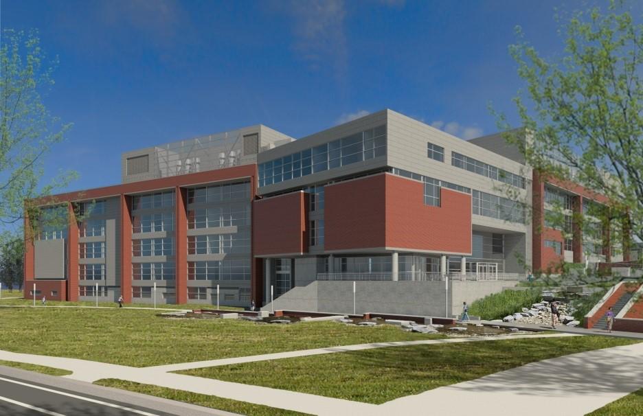 Eastern Kentucky University - New Sciences Building