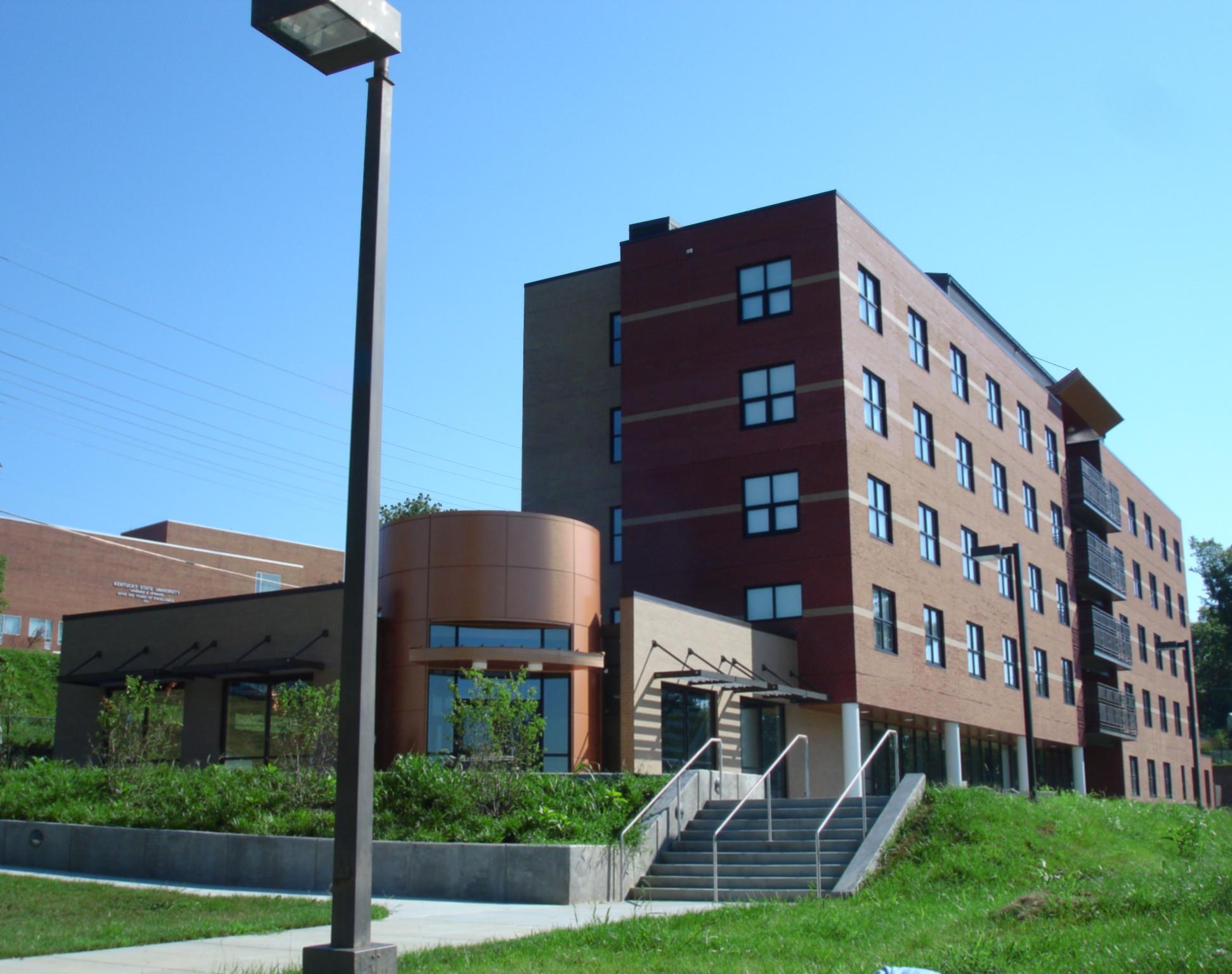 KSU New Residence Hall Whitney M. Young.jpg