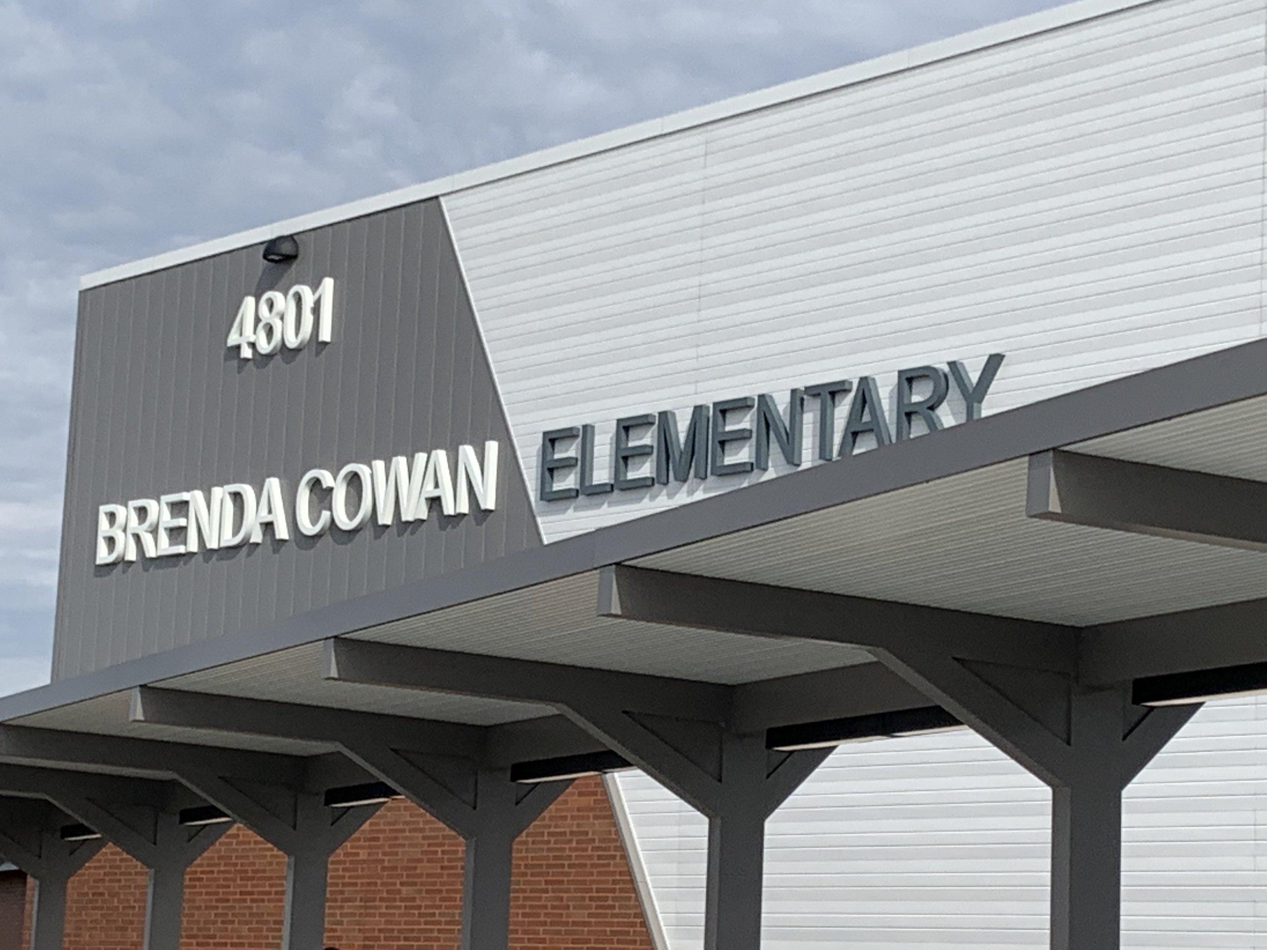 Brenda Cowan Elementary