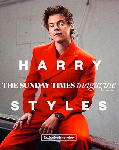 THE SUNDAY TIMES MAGAZINE, MAY 2017