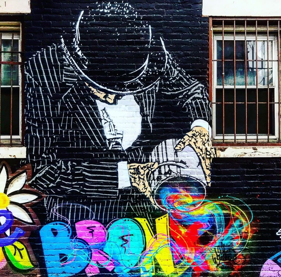 Mott Haven Street Art by Nick Walker