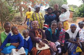The women of Kangundo