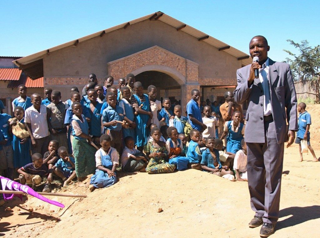The Nsambe Clinic