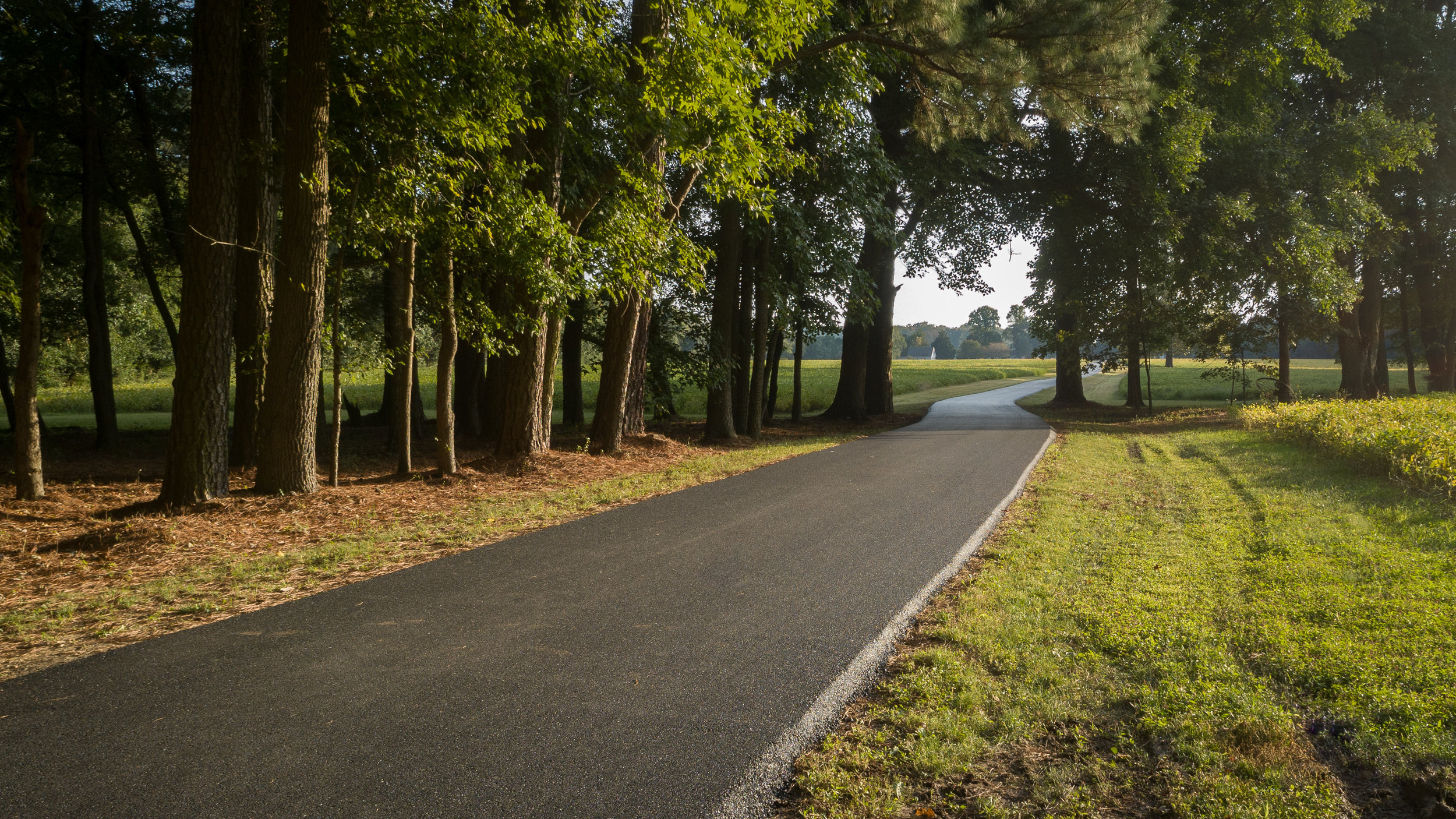 Private Driveway, Easton Maryland