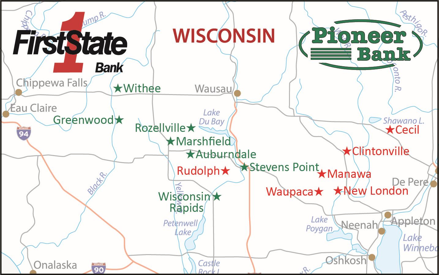 FIRST STATE BANK ANNOUNCES AGREEMENT TO ACQUIRE PIONEER BANK