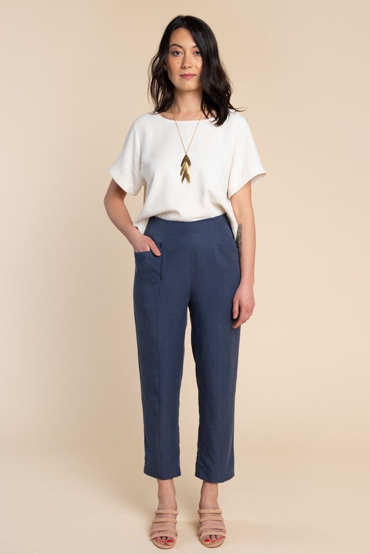 Image via Closet Case Patterns- Pietra Pant