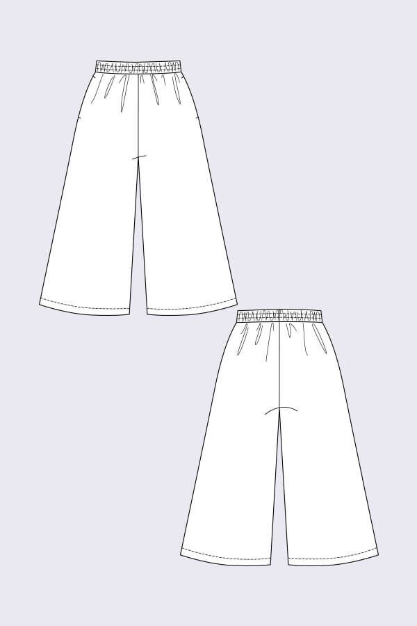 Similar style-  Ninni Culottes by Named Clothing