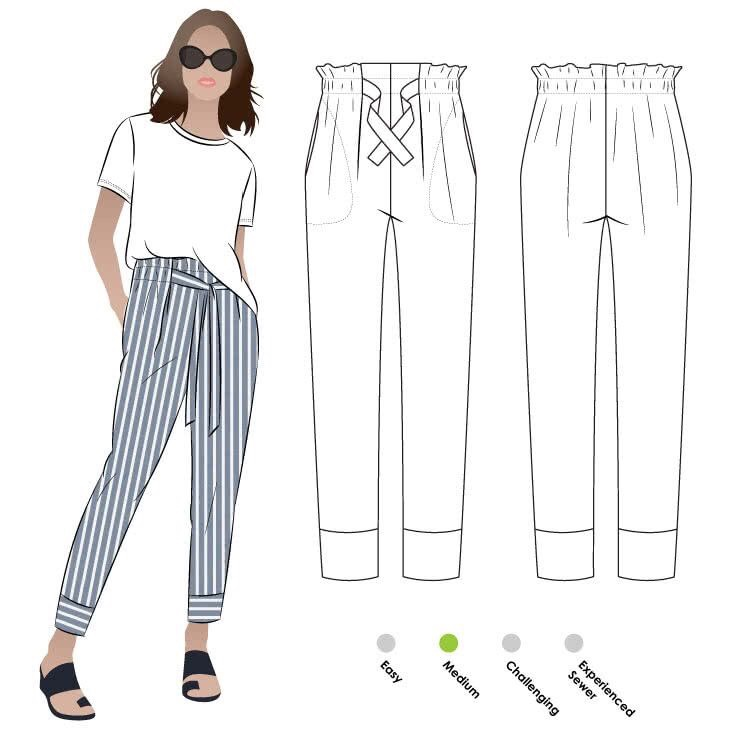 similar style - Tully Pants from Style ARC