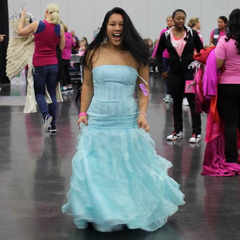 - Learn more about the Prom Dress Giveaway