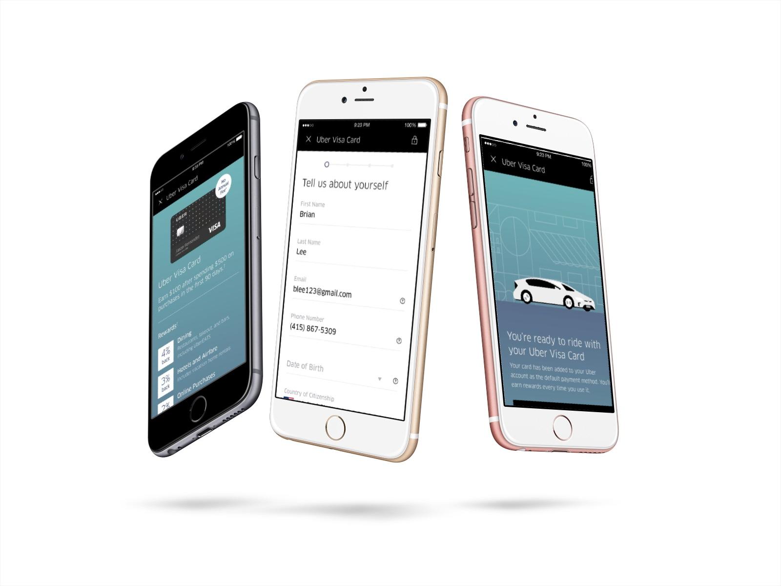 Uber Pos Integration