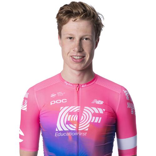 Julius van den Berg |  EF Education First Pro Cycling