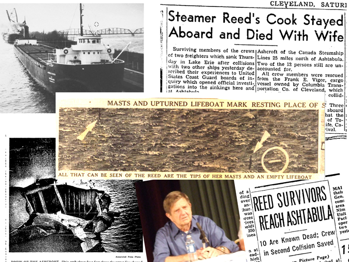 Lake Erie's Largest: James H Reed