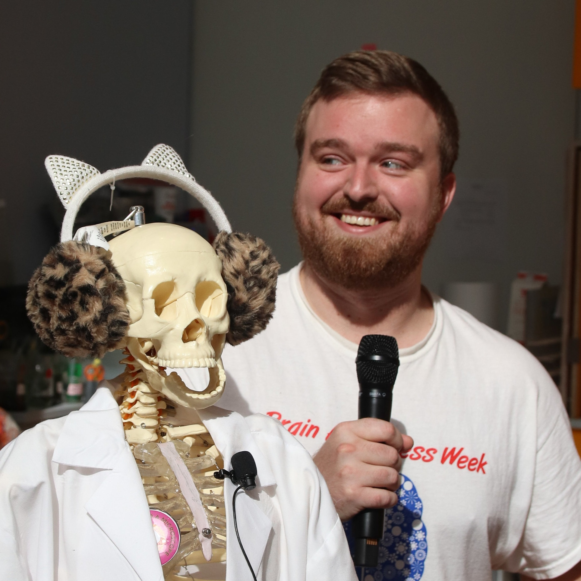 Noah Guiberson@arksandsciences - Noah got his start writing and hosting trivia nights in the rugged pub quiz circuits of Baltimore and New York. A neuroscientist by day, he seeks to answer the greatest trivia question of them all: How does the brain work?