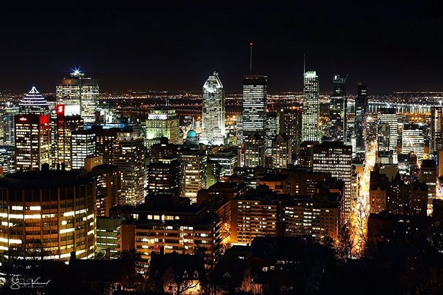 Bonne Nuit Montréal 💫