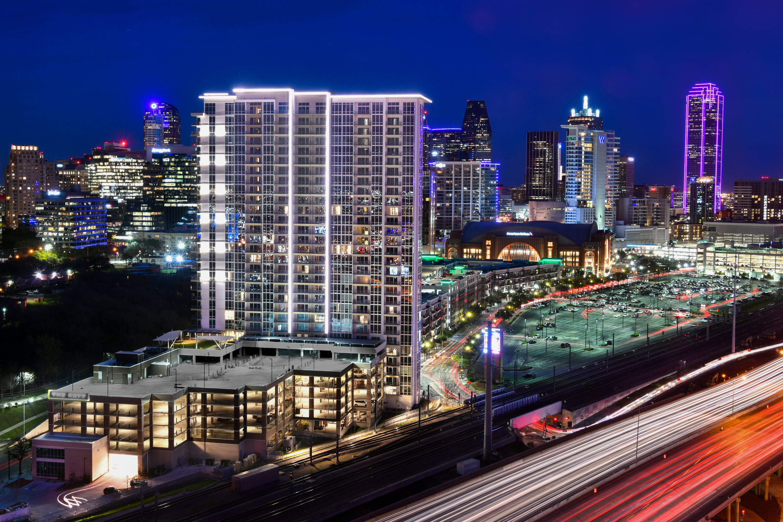 The Katy   Dallas, TX | Units: 463 | High Rise | 30 Story