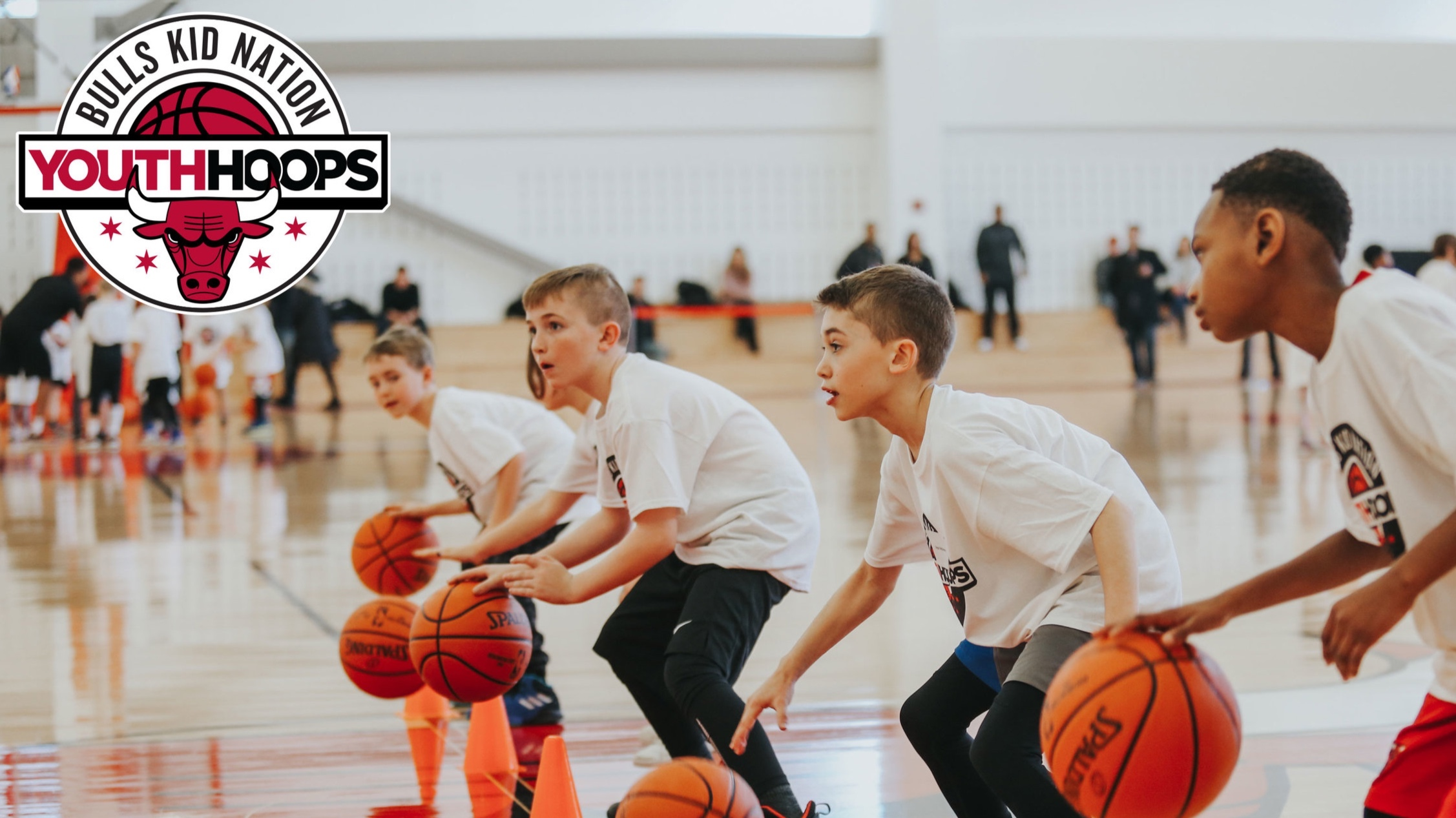 Bulls Kid Nation Youth Hoops -
