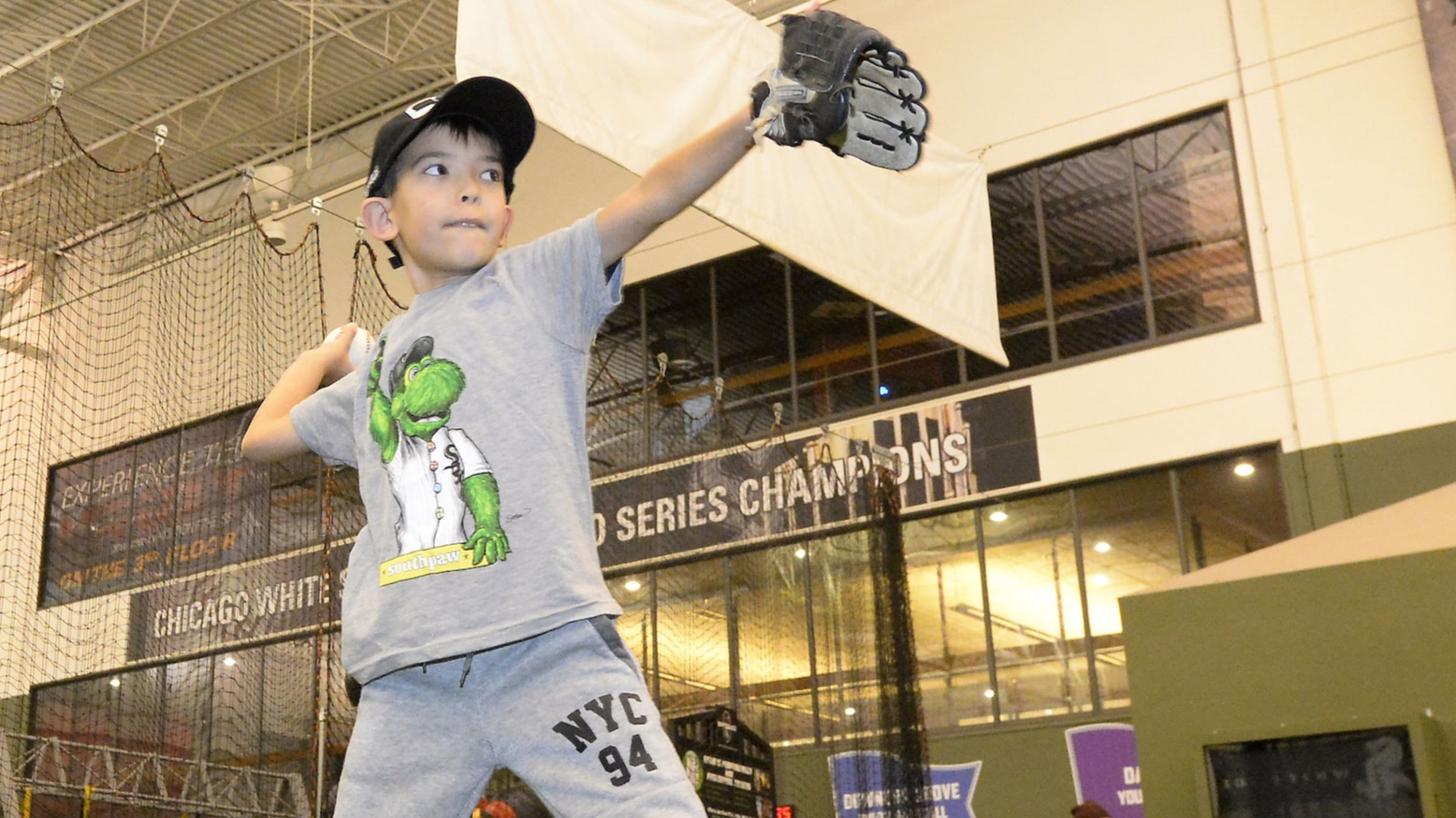 "White Sox ""The Kids Can Play"" Program -"