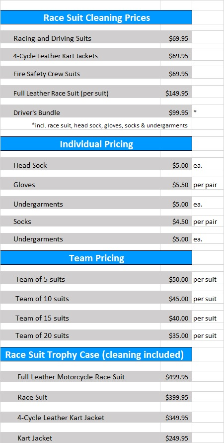 Individual and Team Semi-Annual & Annual Packages Available.  Please contact us for details.
