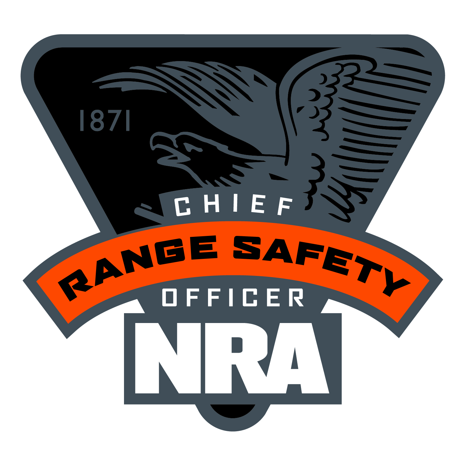 NRA Chief Range Safety Officer -