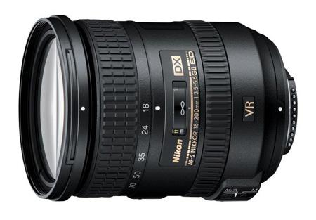 Nikon 18-200mm VR II Lens