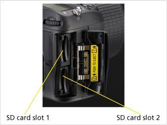 Double SD Slot