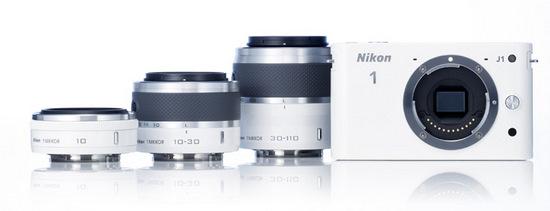 Nikon J1 and Nikon new lenses