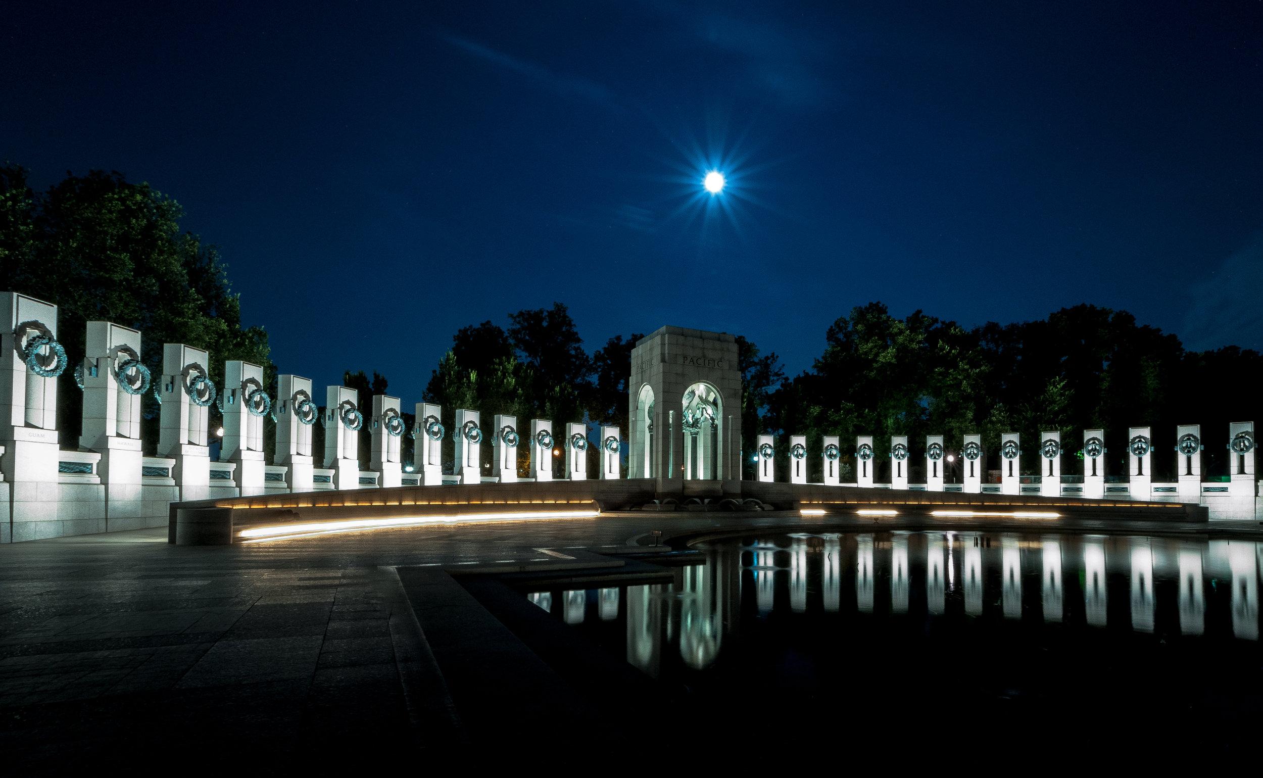 World War II Memorial Midnight.jpg