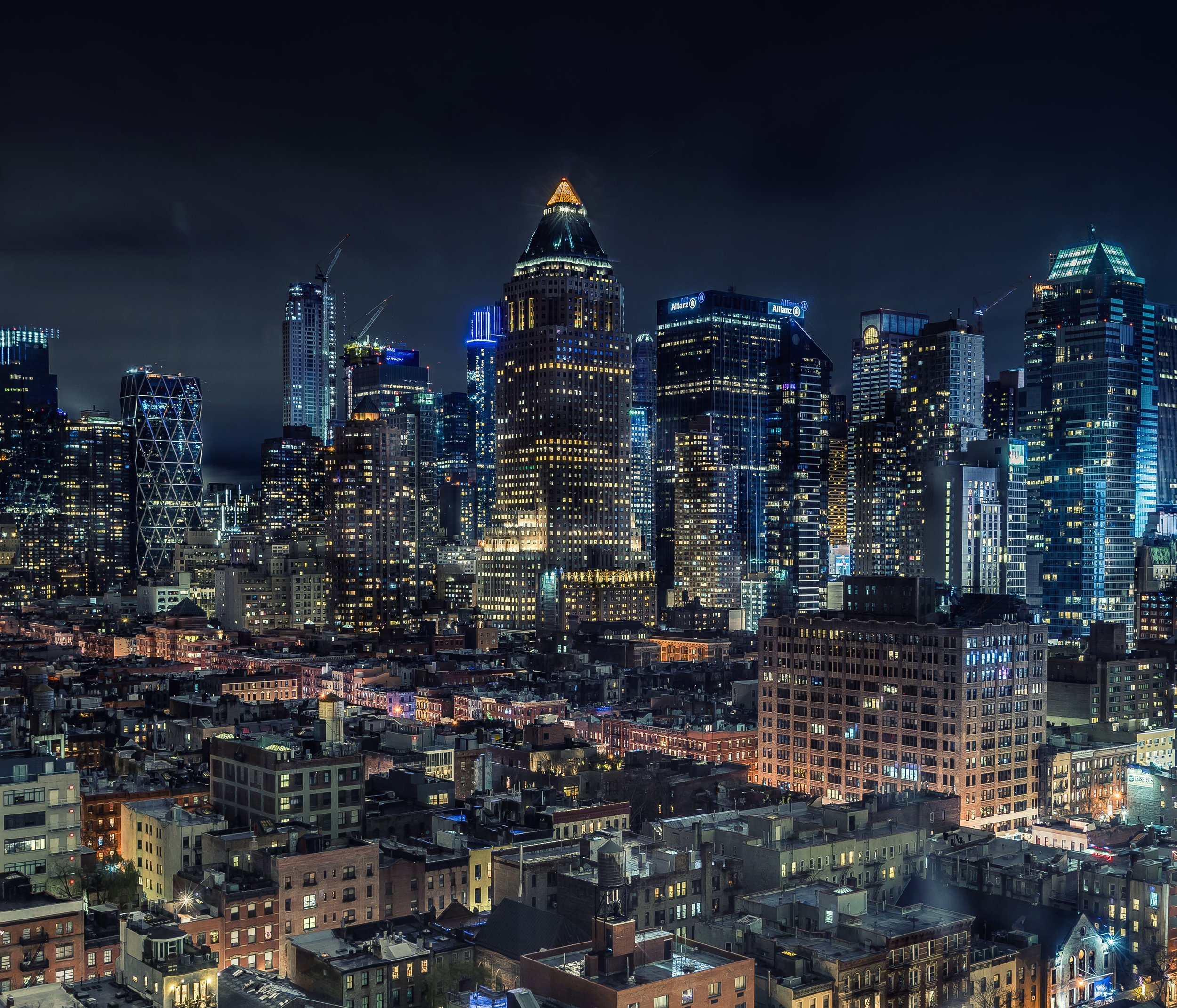 Midtown New York City View (click the image to view full size)