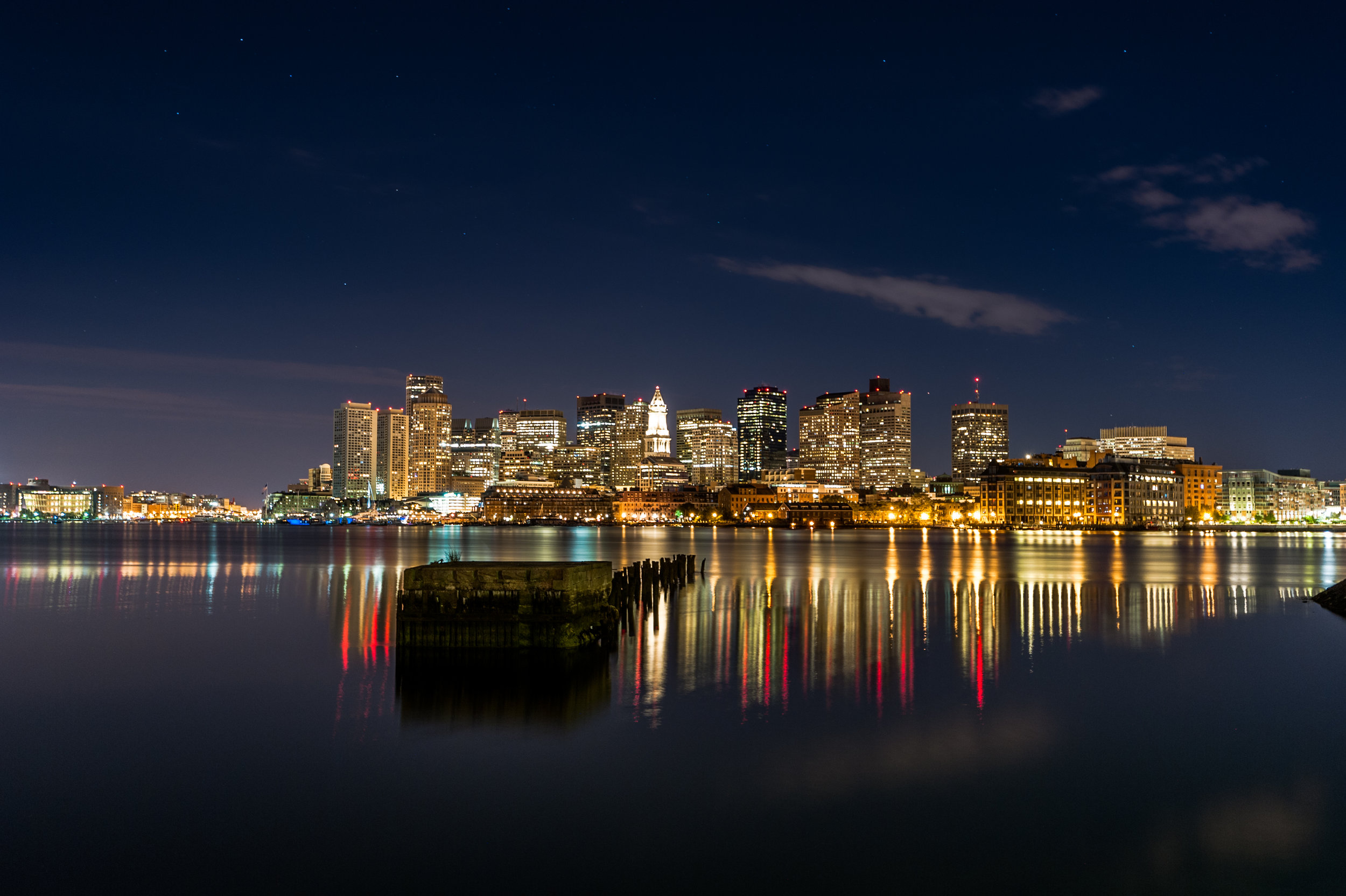 Boston Downtown HDR (click the image to view full size)