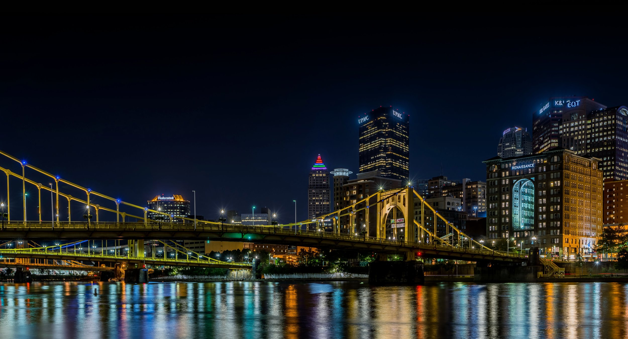 The Three Sisters Bridge (click the image to view full size)