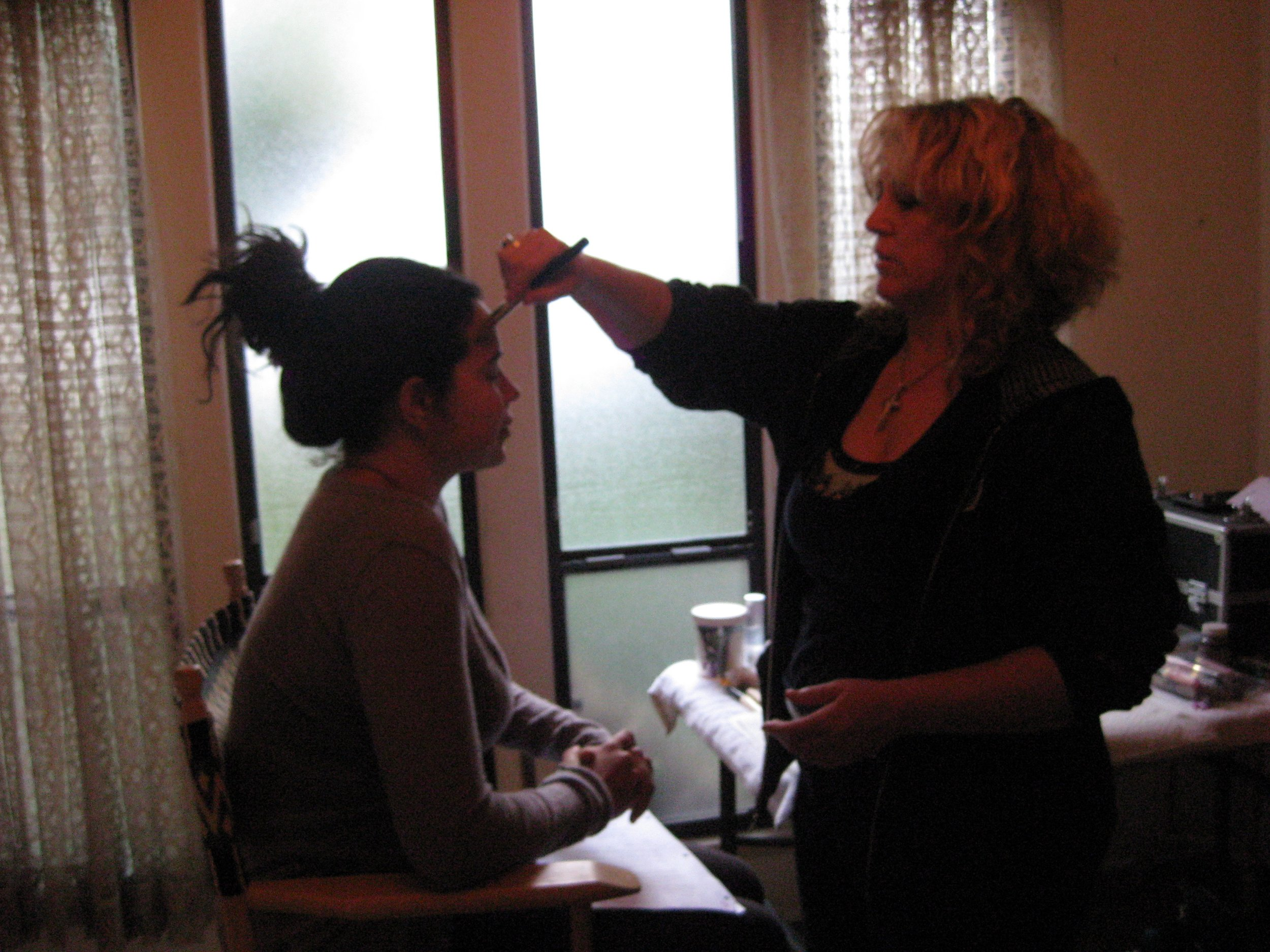 Dawn Mattocks - Make-Up