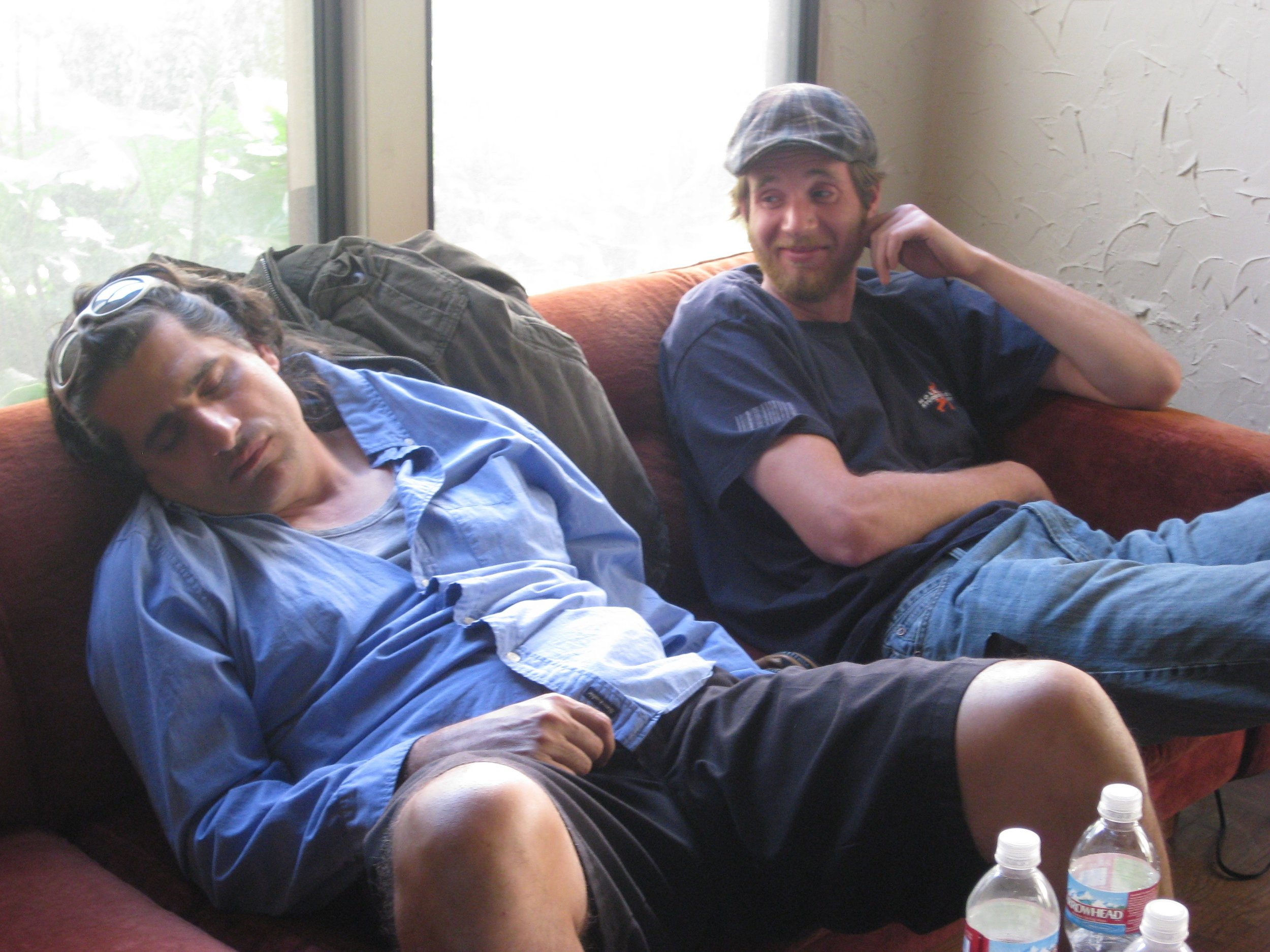 Cy Kennedy & Dustin Brandt