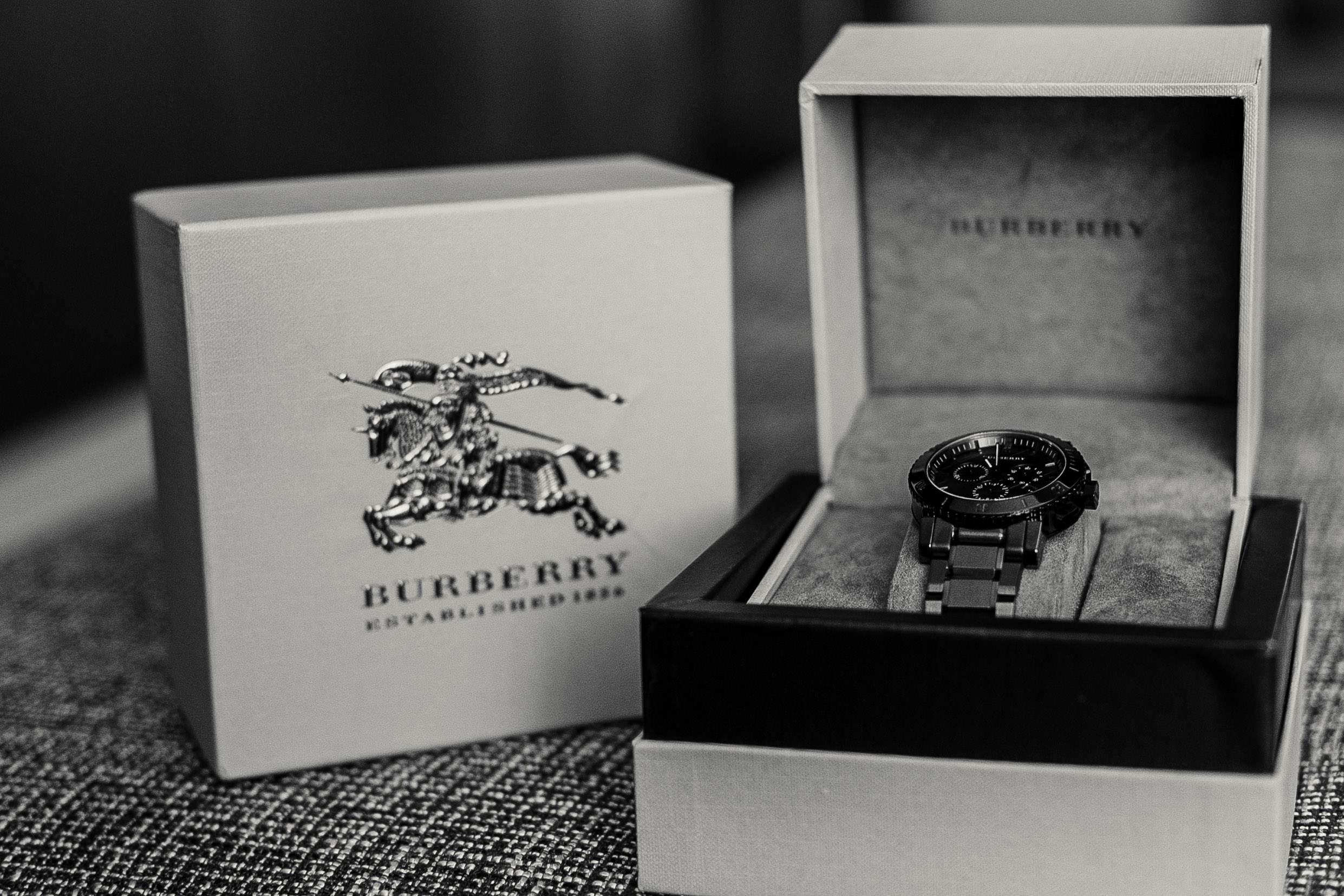 grooms wedding day gift watch