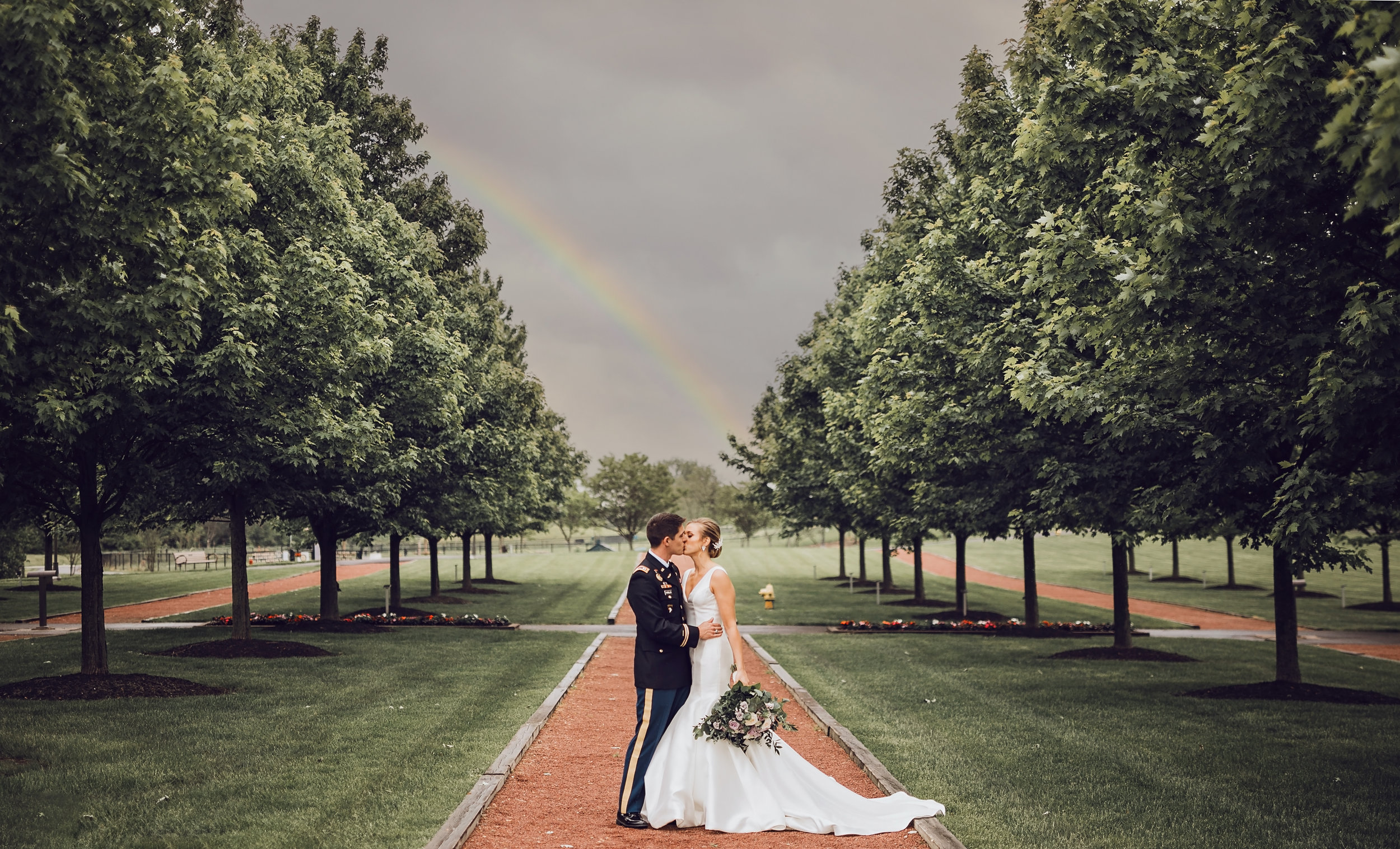 Centennial-Park-Munster-indiana-bride-and-groom-Lauren-ashley-studios-rainbow.jpg