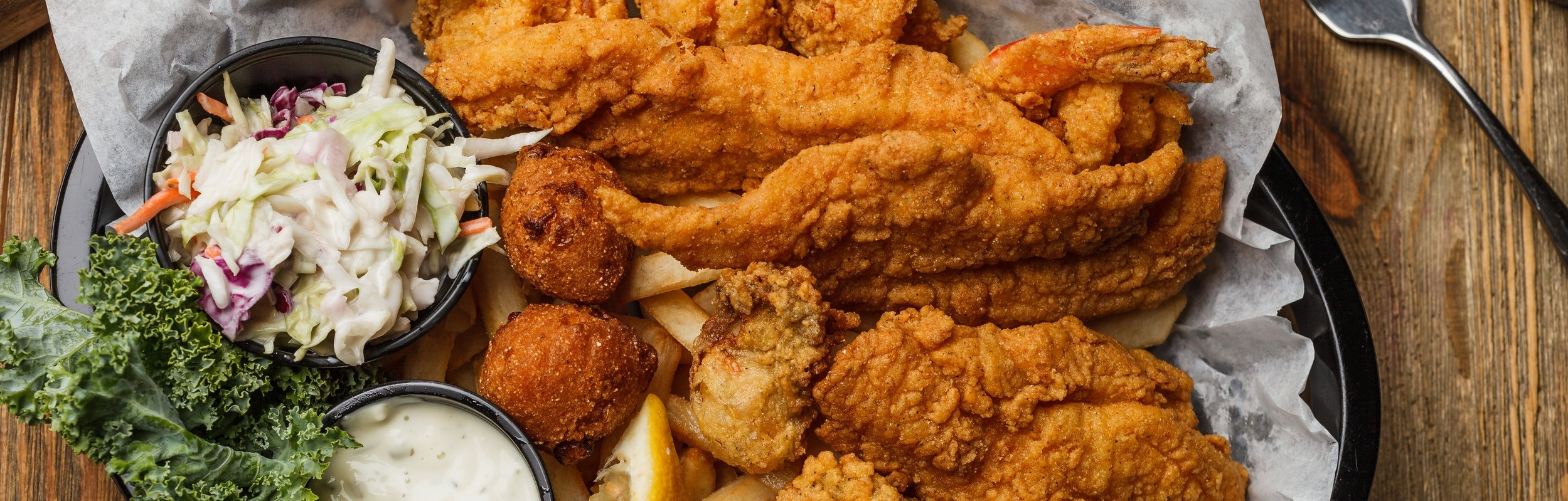 Seafood Boxes -