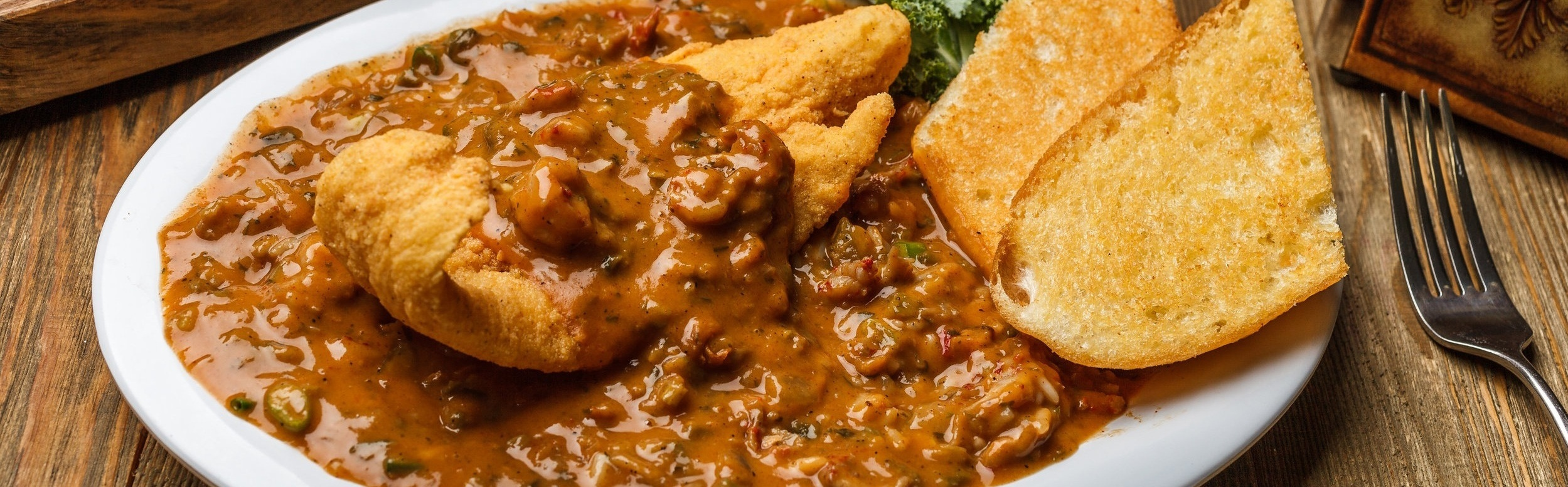 Crawfish Etouffee -