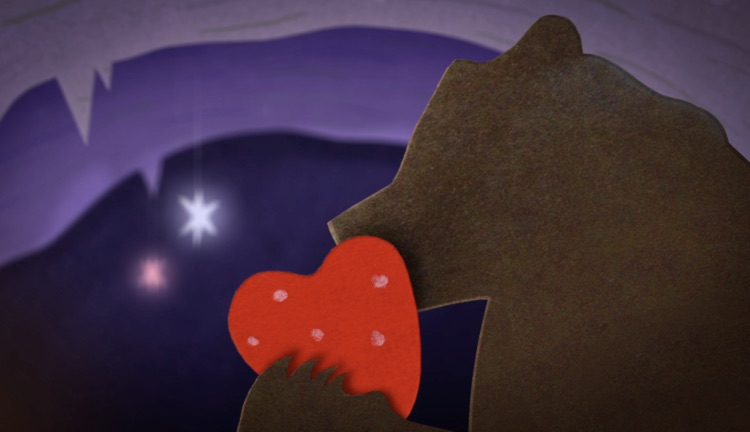 BEAR NIBBLES - ANIMATED TV COMMERCIAL