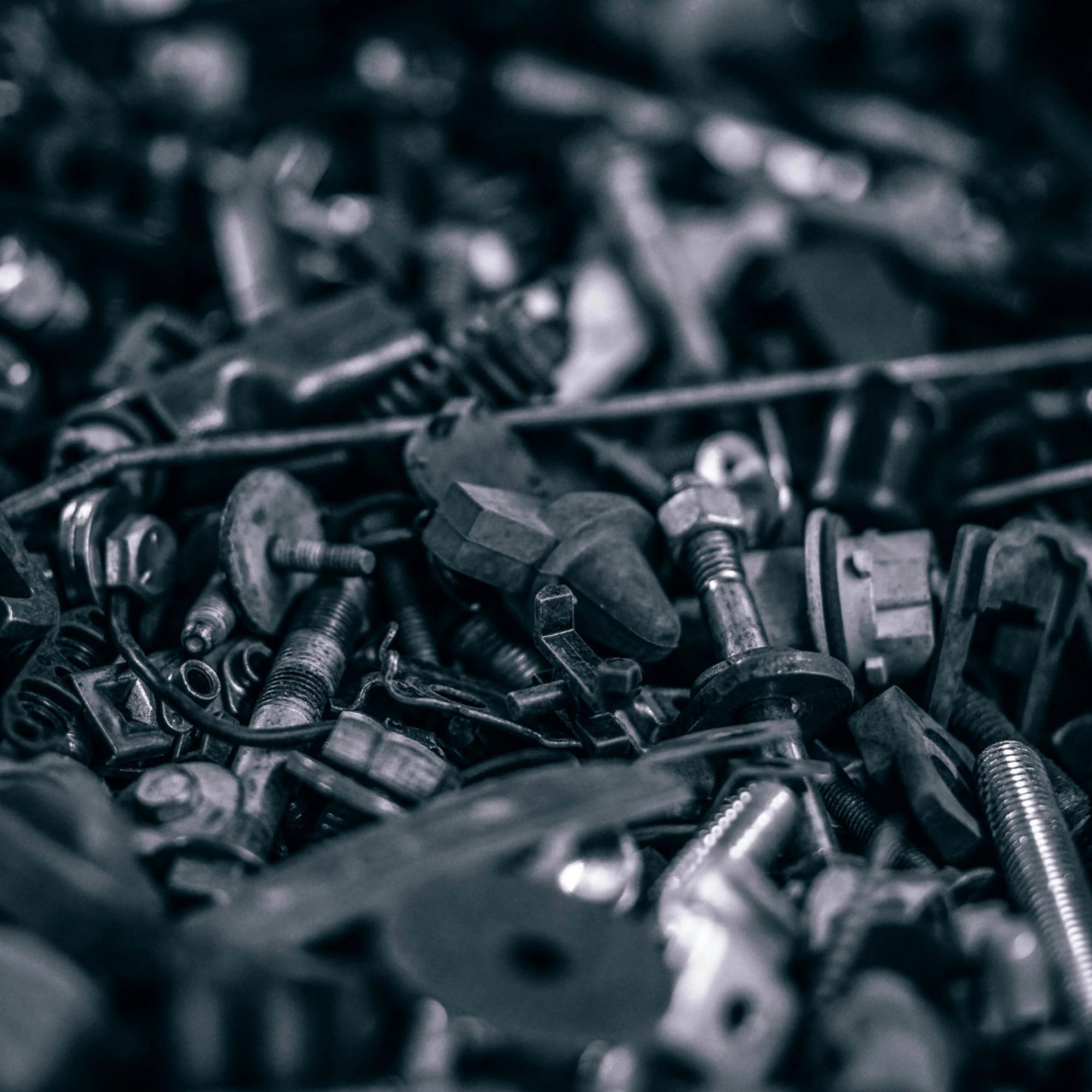 Custom Manufactured Parts -