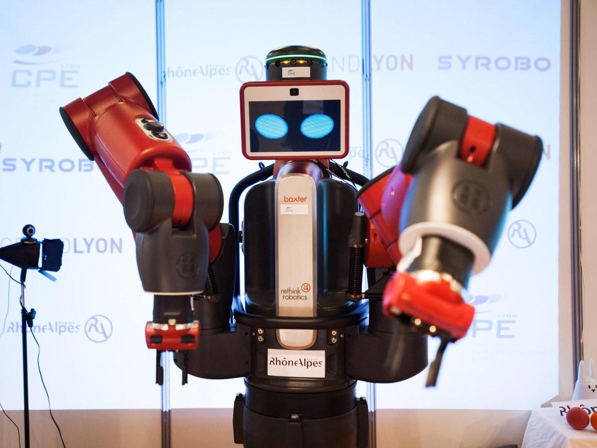Baxter The Robot -