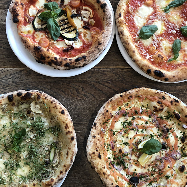 Pizza Trattoria 21