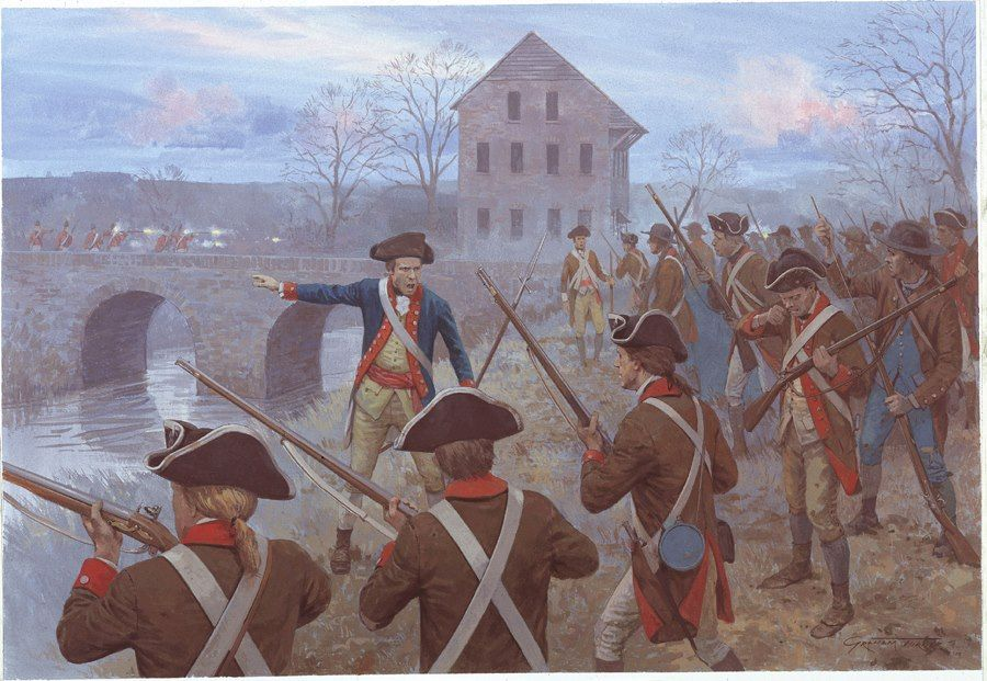 Episode 016 -The Marines Help Out General Washington (Part 3)