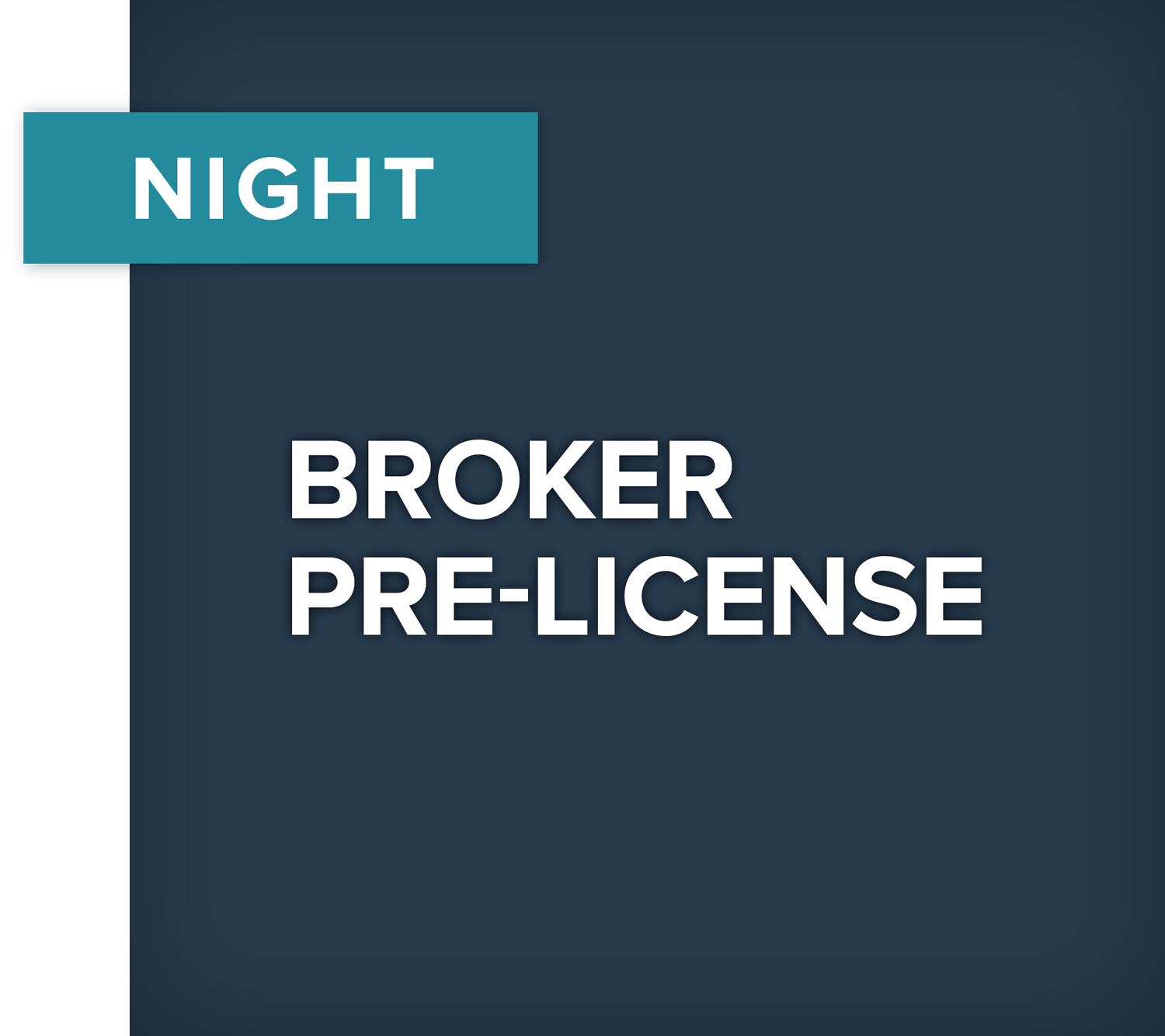 Real Estate Broker Pre-License Courses in North Carolina