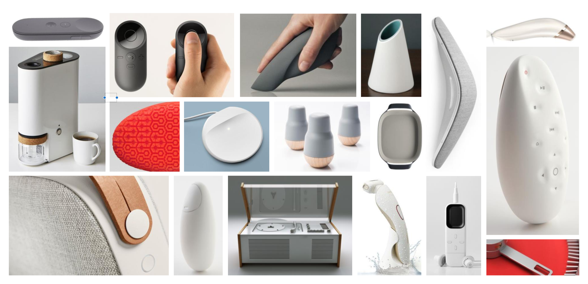 Form and user interaction references