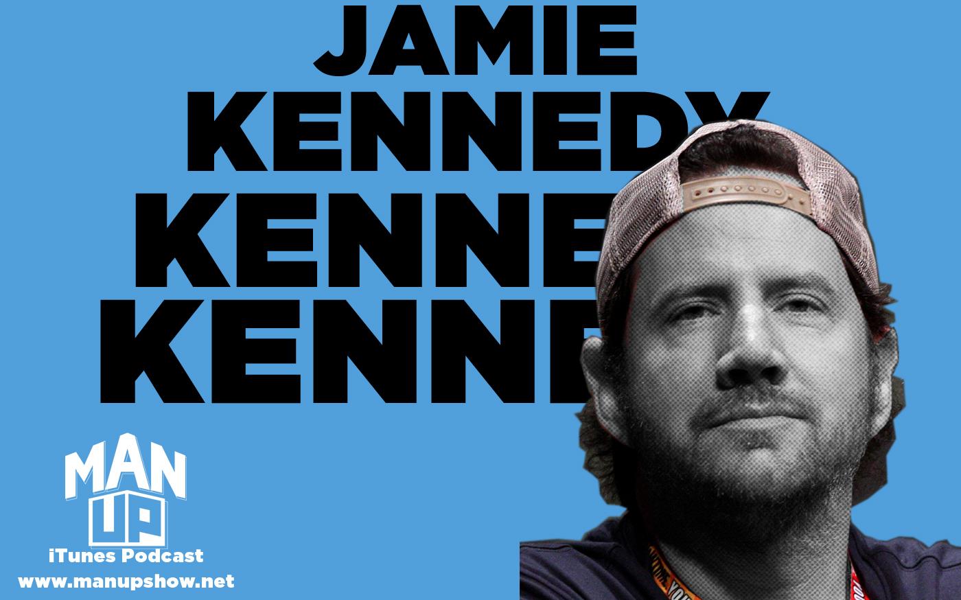 Jamie Kennedy on Man Up