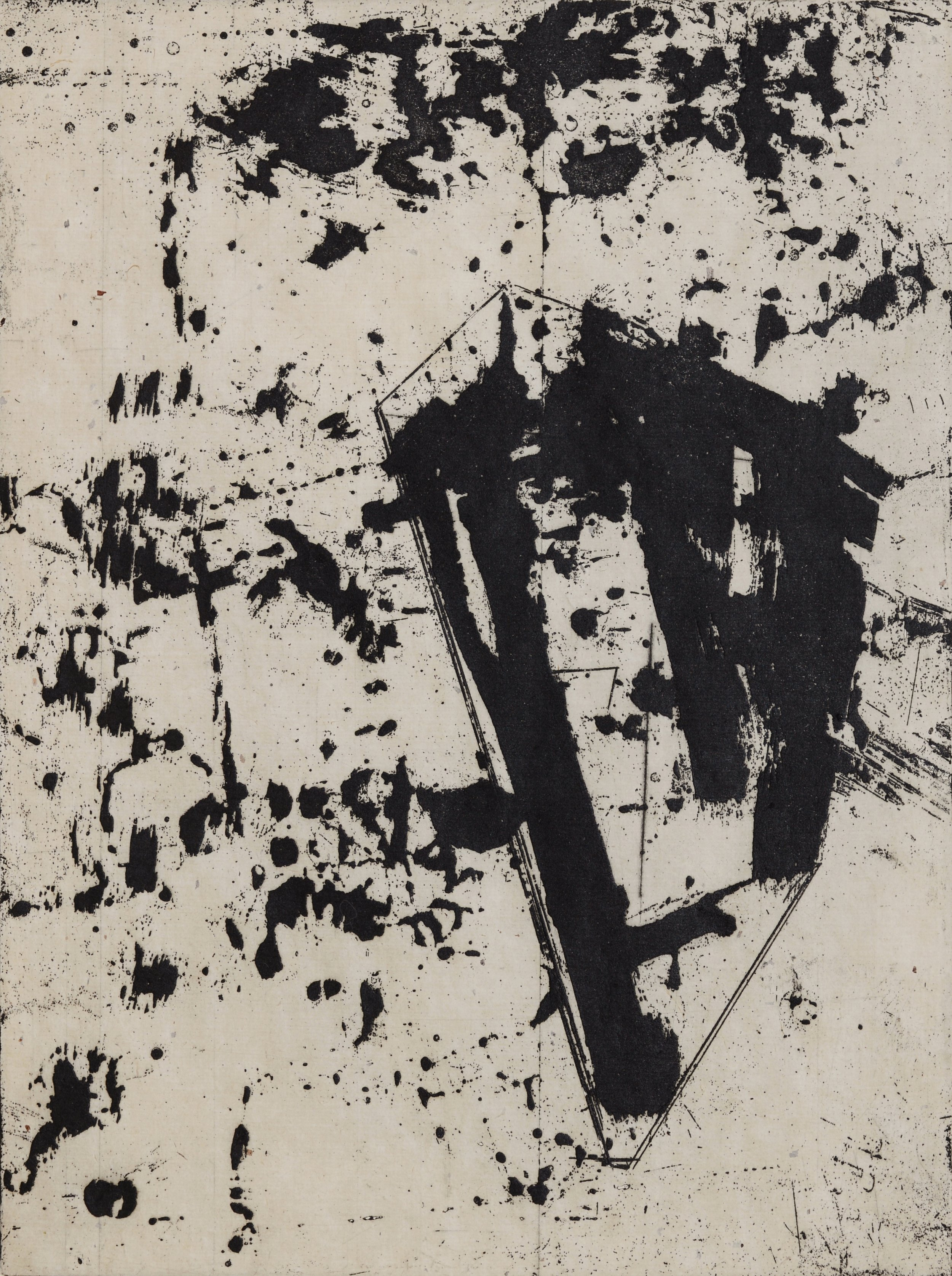 title/Gemstone#2 paper size/63 49 image size/40 30 date/2019 etching