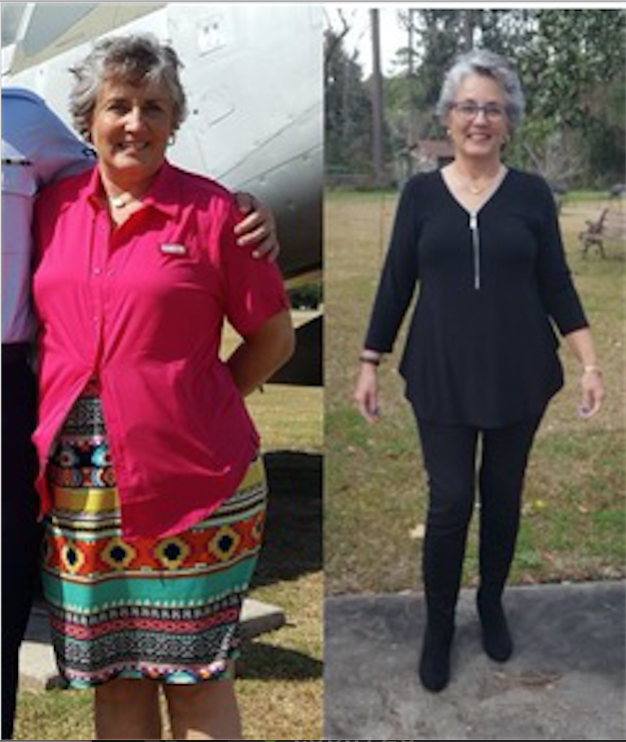 Thanks to Lisa and the program for changing my life! Not only did the DPP give real life instruction, but  Even after a year, I am still losing weight, have increased my activity and feel better than I have in years. This program was a life changer for me. Make your healthy living choice and contact her.   -Sarah Burch, SC