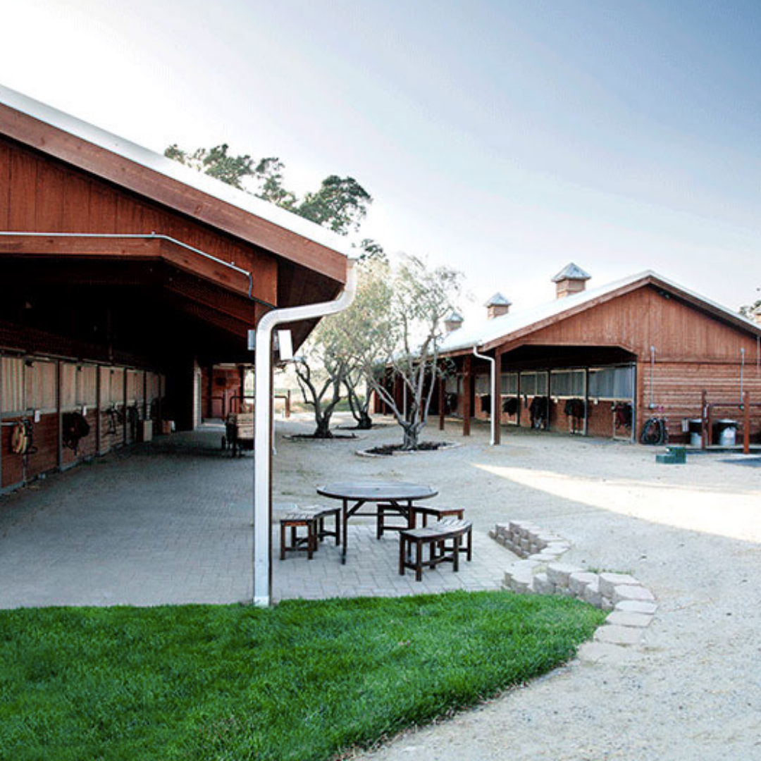OUter Barns and turnouts -